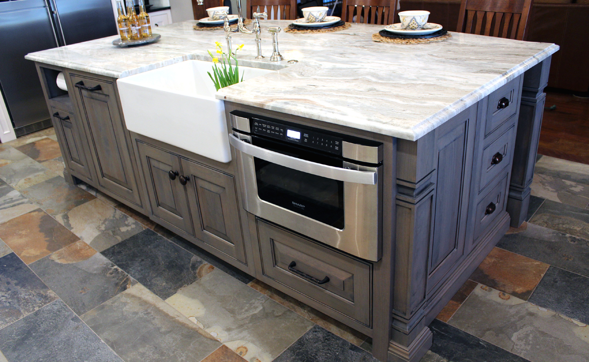 Modern Farmhouse Luxury Mustang Edmond Kitchen Amp Bath Llc