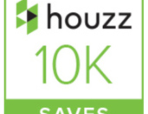 Over 10,000 Saves on HOUZZ
