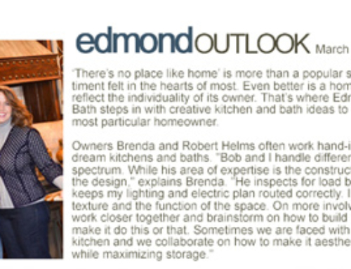 Edmond Outlook March 2012