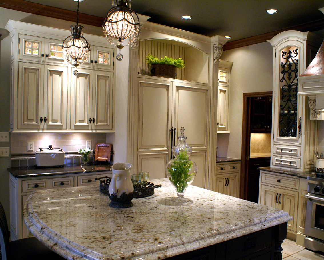 Deer Creek Kitchen Design and Build with custom cabinetry
