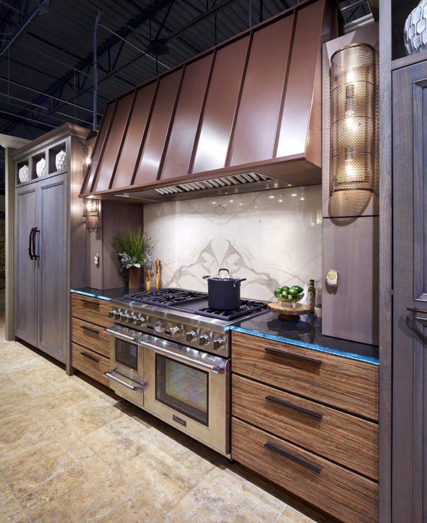 New Construction Cabinets - Edmond Kitchen & Bath LLC